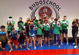 Sportklas 3Hs krijgt boksles
