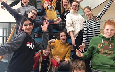 Theaterweekend op het Alfrink College
