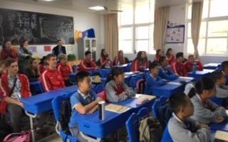 Alfrink start met lessen Chinese taal en cultuur