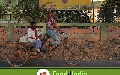 Food4India: inzamelingsactie Unesco project met partnerschool