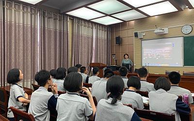 Digitale ontmoeting met zusterschool Xiamen