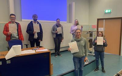 Certificaten Cambridge First en Advanced