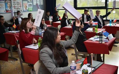 Model United Nations Alfrink 9 April