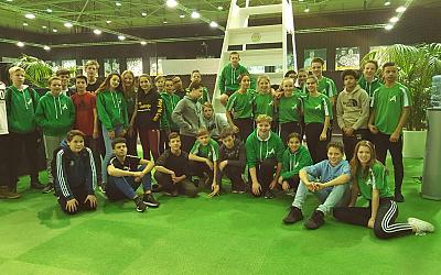 Sportklassen naar ABN-AMRO tennistoernooi