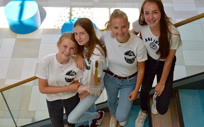 Internationale editie Toothpaste project
