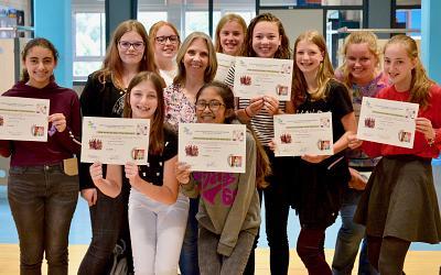 Certificaten Latijn eerste klas